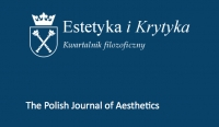 CFP – Memory and (Counter) Monuments – Estetyka i Krytyka - The Polish Journal of Aesthetics